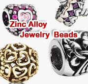 Zinc Alloy Beads