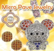 Micro Pave Jewelry