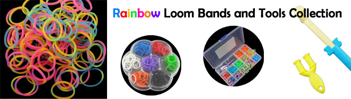 Rainbow DIY Loom Kit