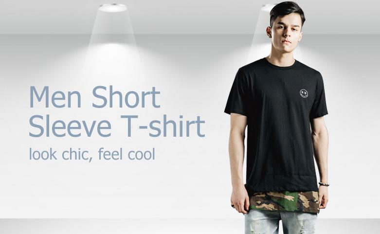 Men Short Sleeve T-shirt