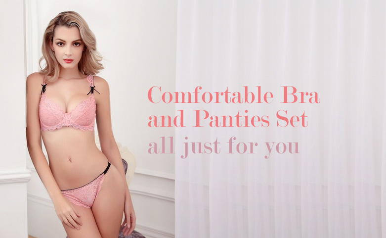 Bra and Panties Set
