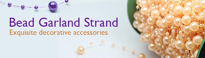 Bead Garland Strand