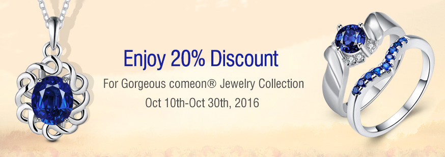 comeon® Jewelry Collection