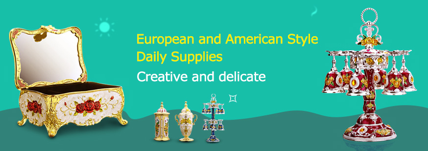 European and American Style Daily Supplies