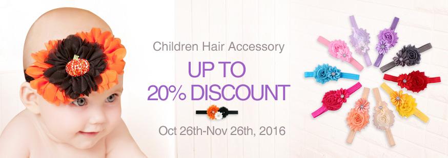 Children Hair Accessory