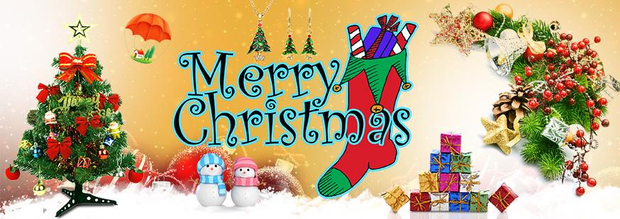 Christmas Jewelry & Supplies
