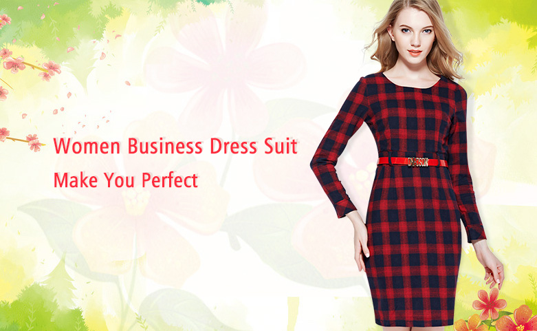 Women Business Dress Suit