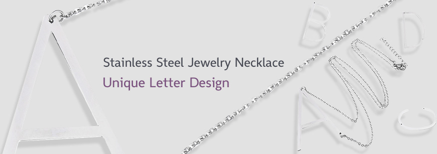 Stainless Steel Jewelry Necklace